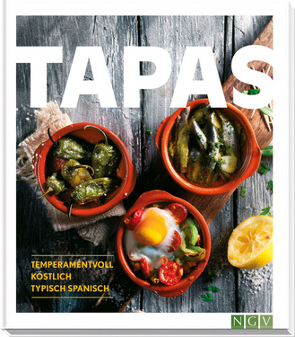 """Cover des Buches """"Tapas"""""""