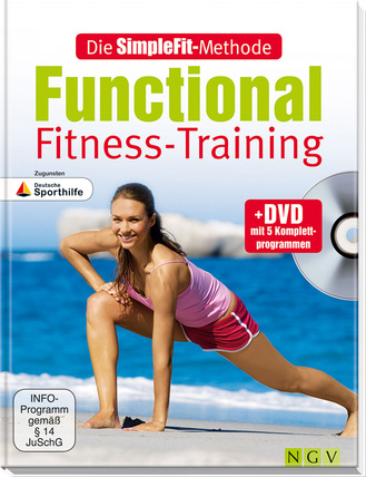"Cover des Buches ""Functional Fitness-Training"""