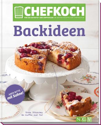 "Cover des Buches ""CHEFKOCH Backideen"""