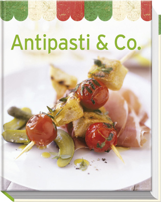 "Cover des Buches ""Antipasti & Co."""