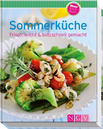 """Cover des Buches """"Sommerküche"""""""