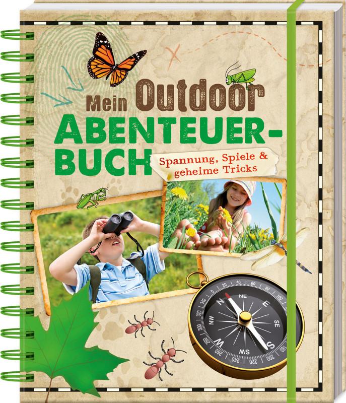 mein outdoor abenteuerbuch ngv naumann g bel. Black Bedroom Furniture Sets. Home Design Ideas