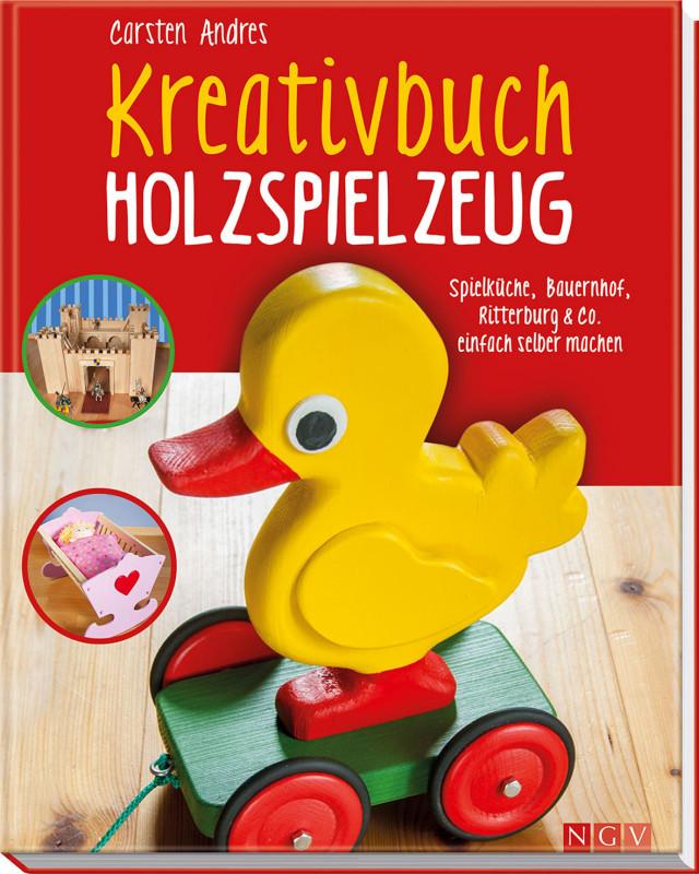 Kreativbuch Holzspielzeug Ngv Naumann Göbel