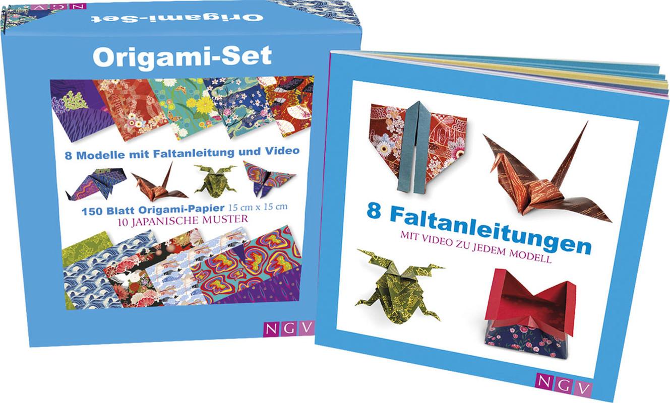 Origami-Set - NGV - Naumann & Göbel Verlagsgesellschaft mbH