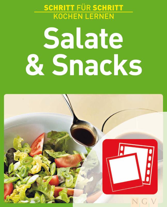 salate snacks ngv naumann g bel. Black Bedroom Furniture Sets. Home Design Ideas