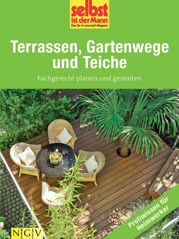 terrassen gartenwege und teiche ngv naumann g bel. Black Bedroom Furniture Sets. Home Design Ideas